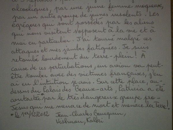 L'accident de l'Airbus A320 en Provence prédit par Kalki
